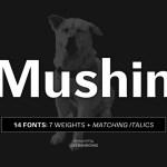 Mushin Font