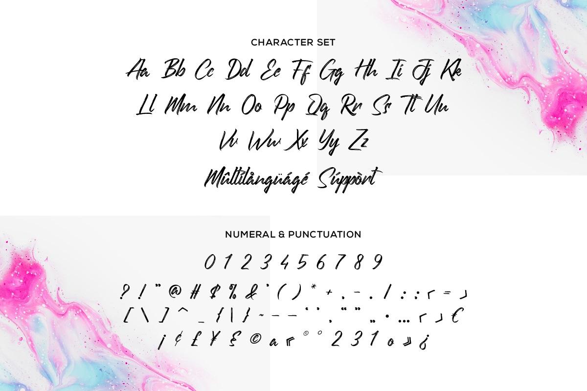 Handrush-Font-3