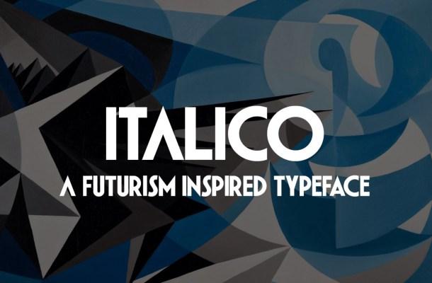 Italico-Font