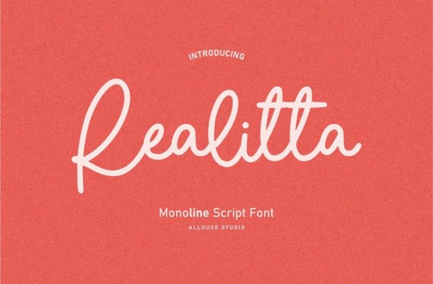 Realitta Font
