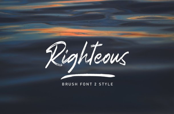 Righteous-Font