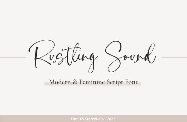 Rustling-Sound-Font-1