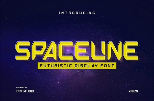 Spaceline-Futuristic-Display-Font-1
