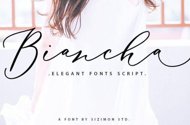 Biancha Font
