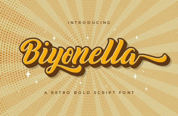 Biyonella-Font