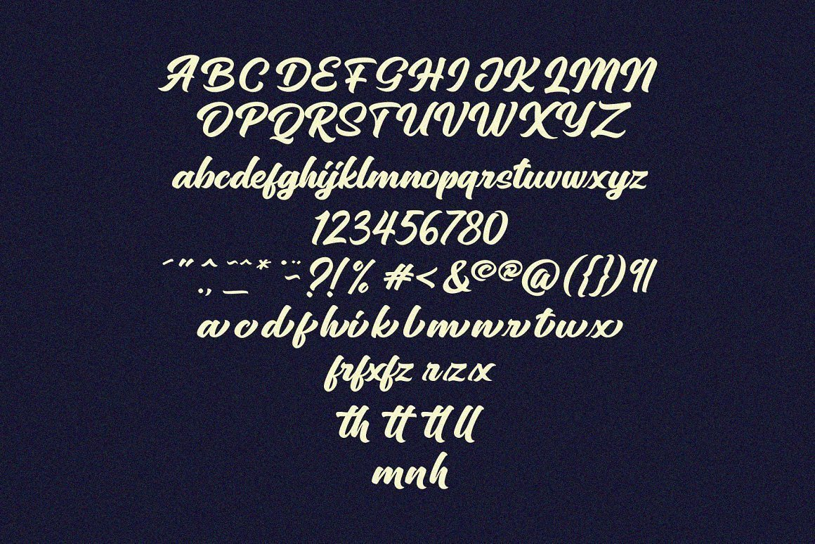 Sinethar-Font-3