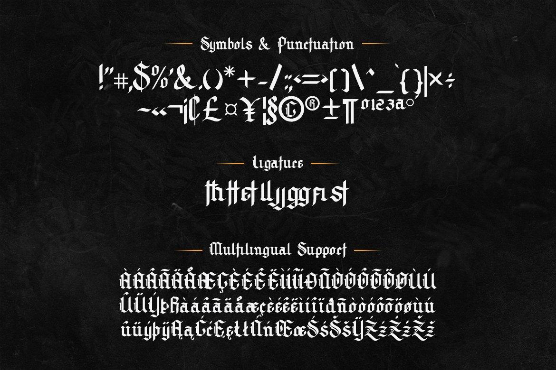 Archking-Font-3