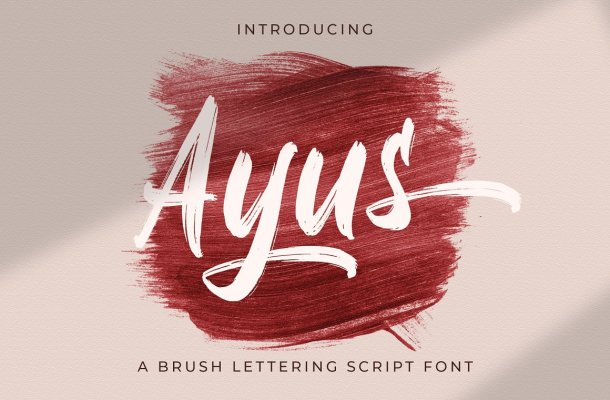 Ayus-Font