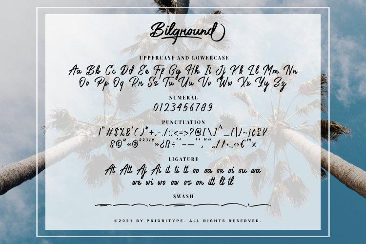 Bilground-Font-3