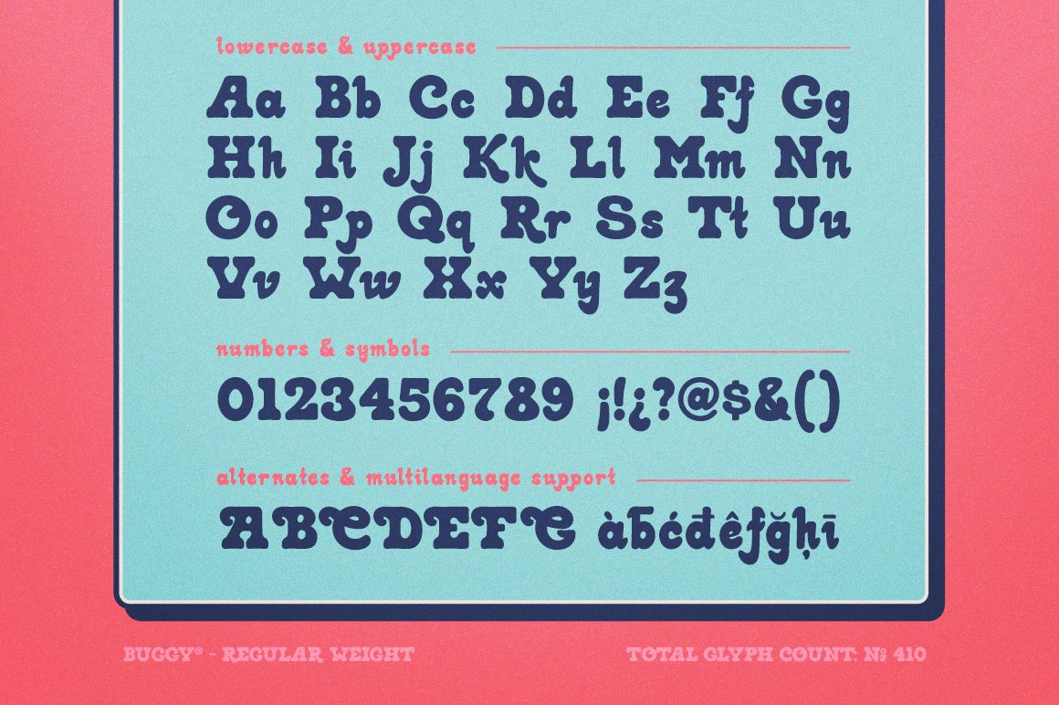 Buggy-Font-3