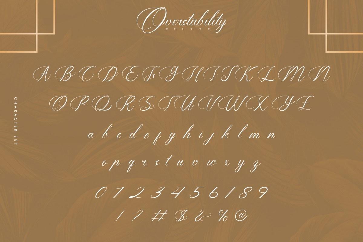 Overstability-Font-3