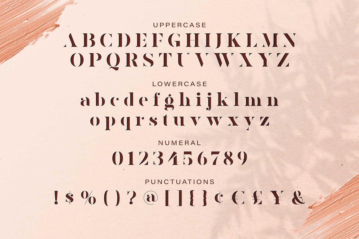 AVONE-Font-3