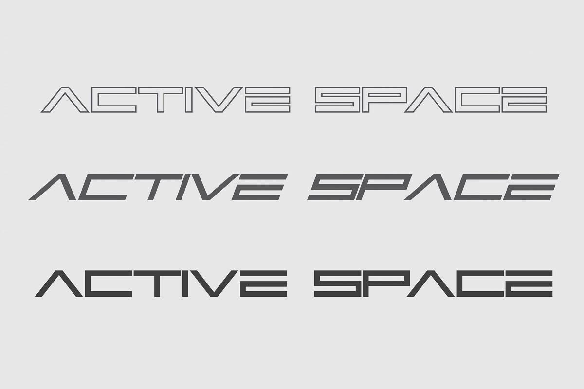 Active-Space-Font-2