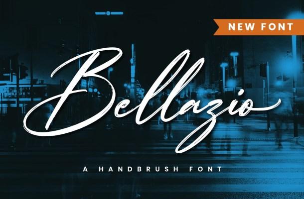 Bellazio-Font