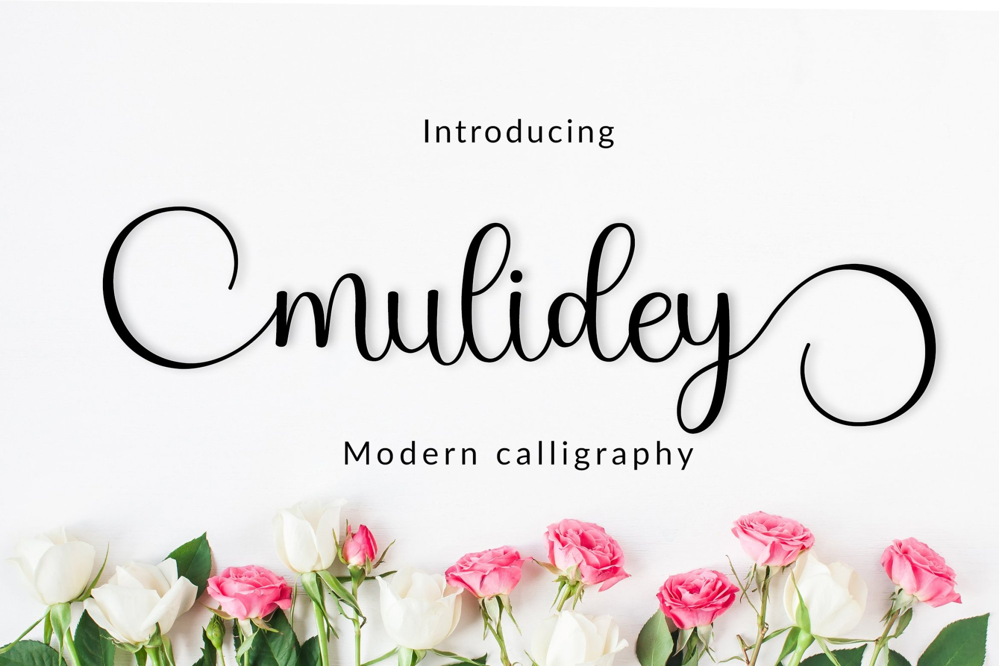 Mulidey-Font