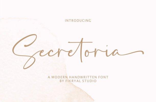 Secretoria-Font