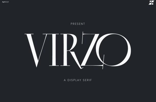 Virzo-Font