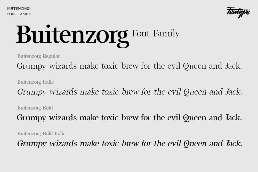 Buitenzorg-Font-2