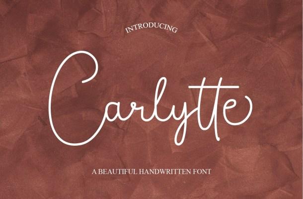 Carlytte-Font
