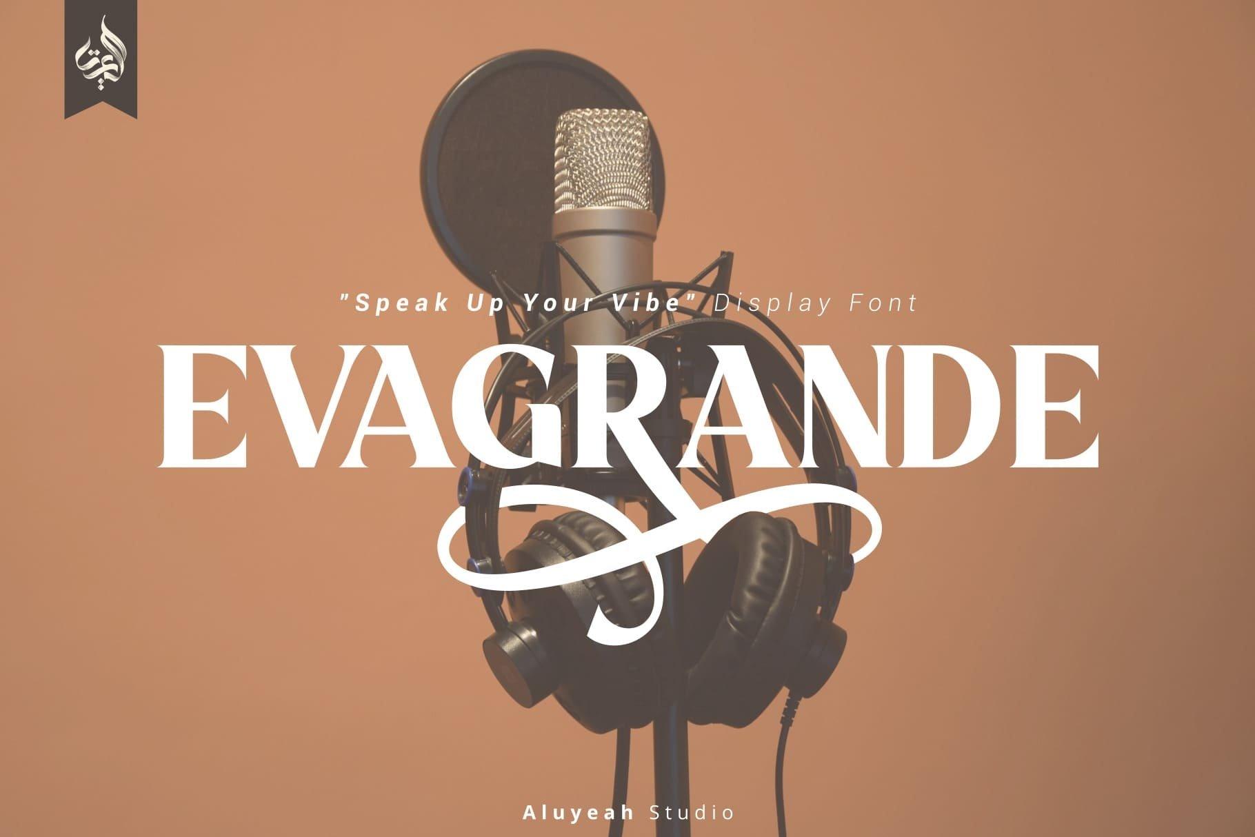 Evagrande-Font