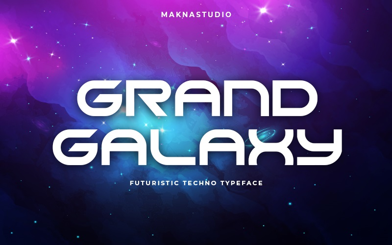 Grand-Galaxy-Font