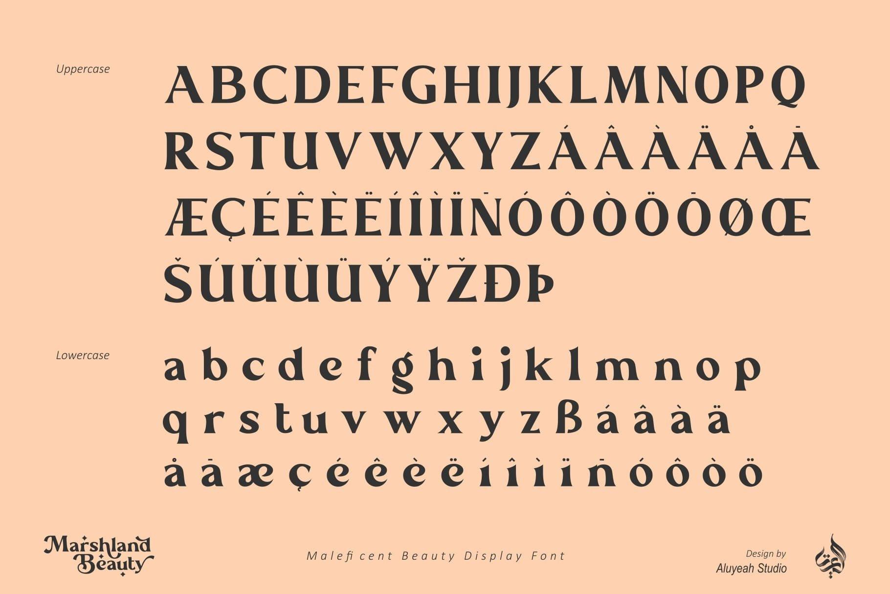 Marshland-Beauty-Font-2
