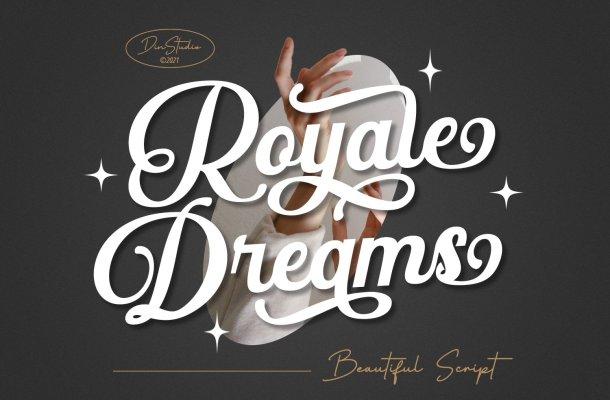 Royale Dreams Font