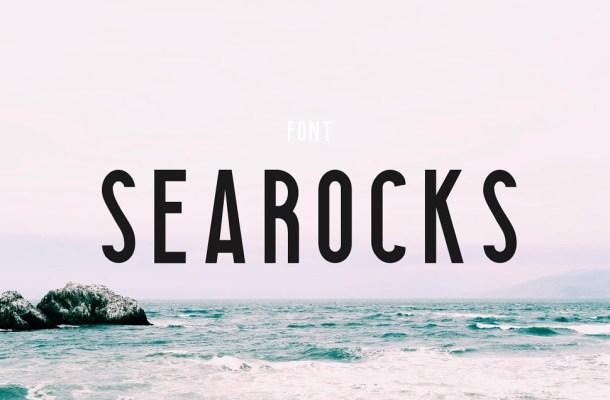 Searocks Font