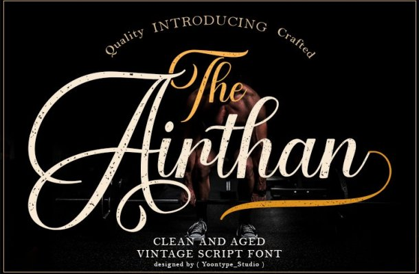 The-Airthan-Font