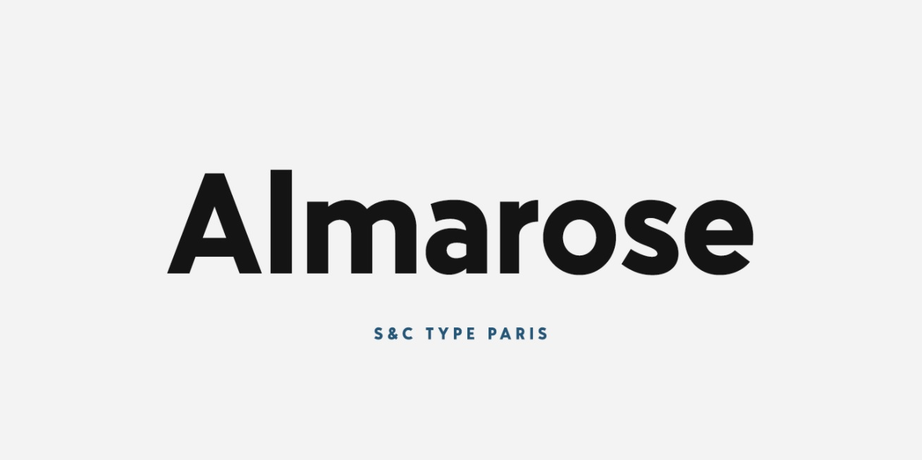 Almarose-Font