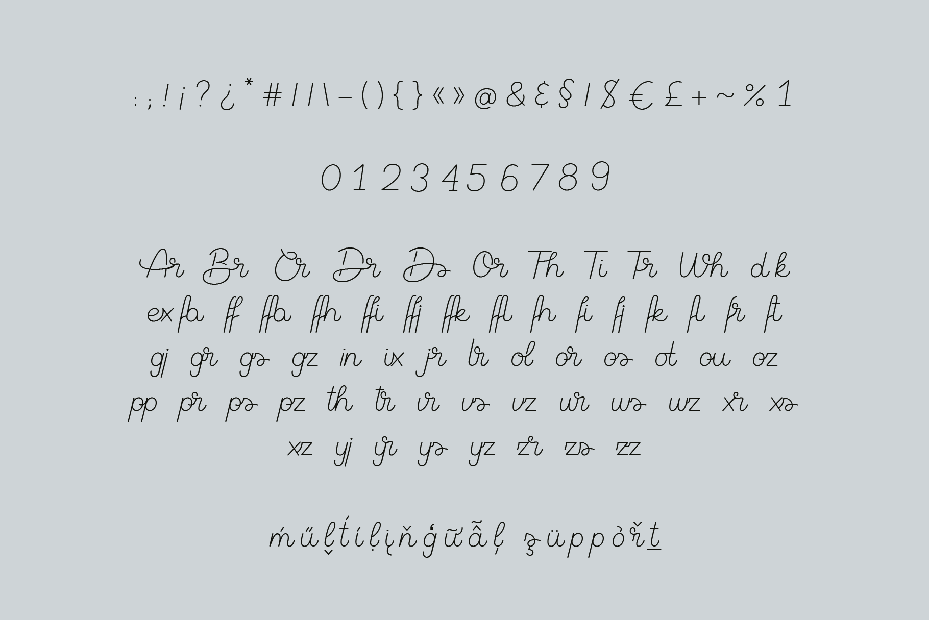 Boarding-Font-3
