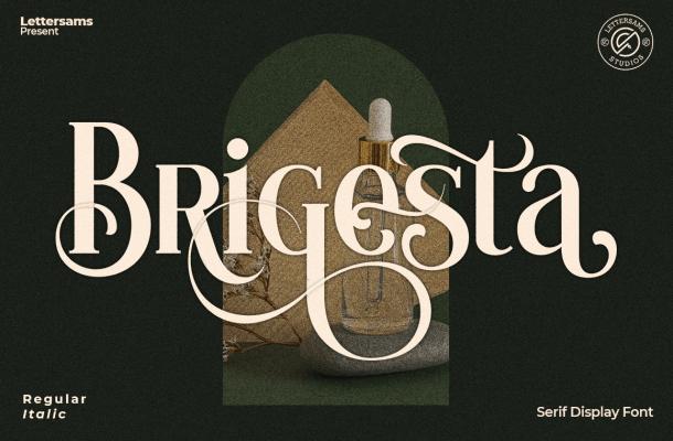 Brigesta Font