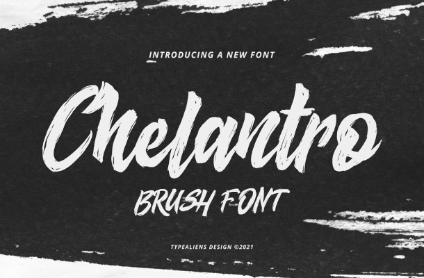 Chelantro-Font