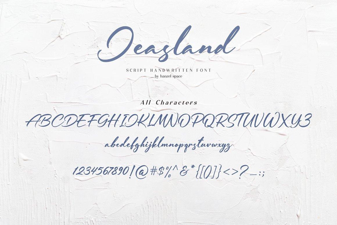 Jeasland-Font-3