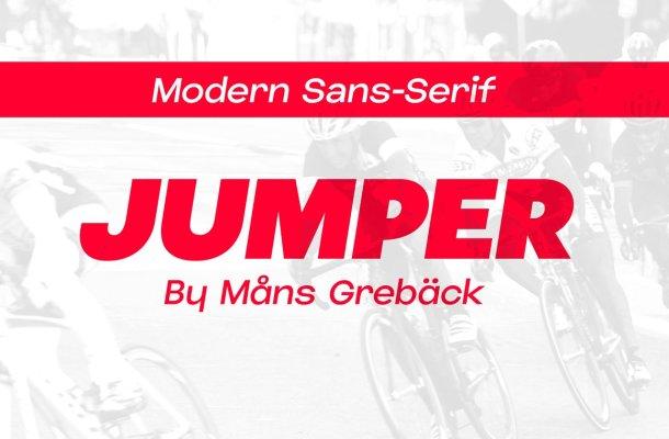 Jumper Font Family