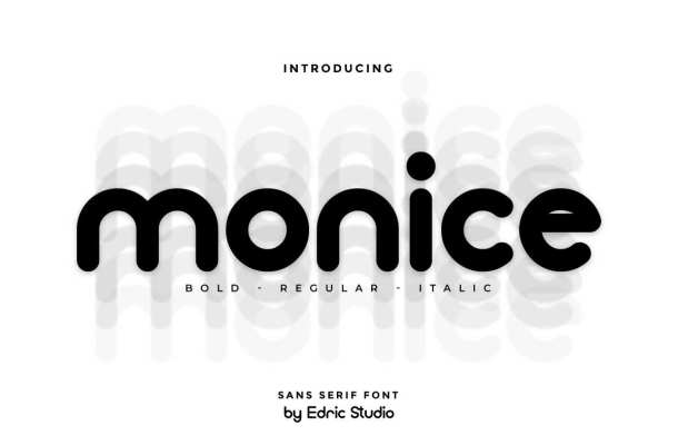 Monice-Font