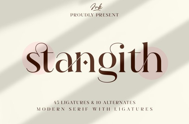 Stangith Font