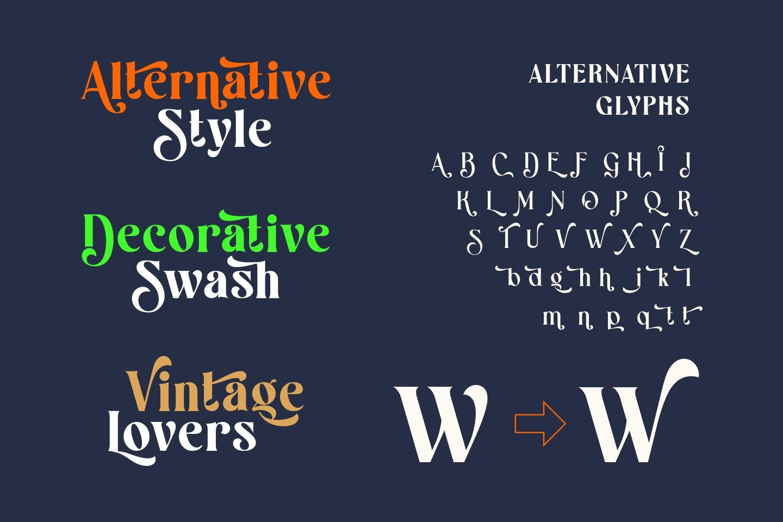 Westiva-Font-Family-2