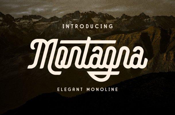Montagna Font