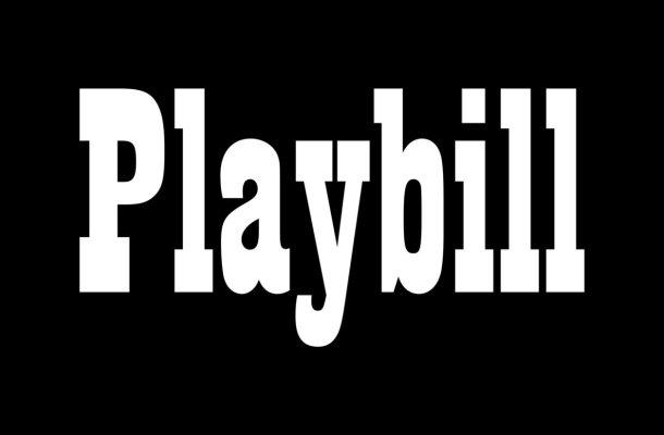 Playbill Logo Font