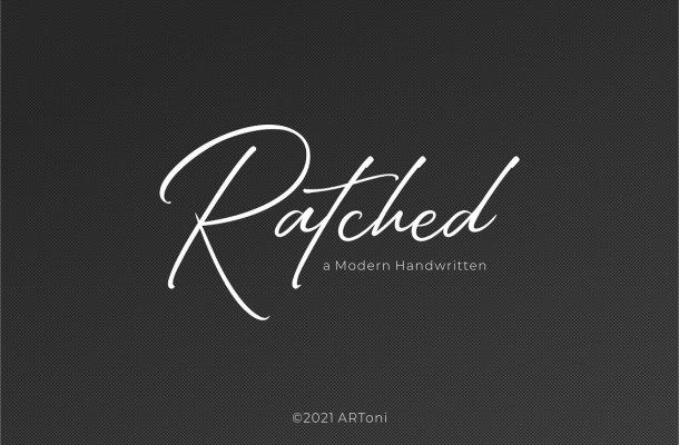 Ratched-Font