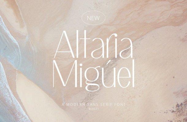 Altaria Miguel Font