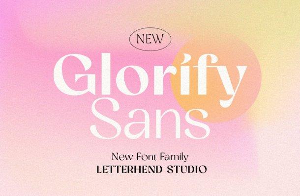 Glorify Font