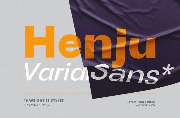 Henju Font
