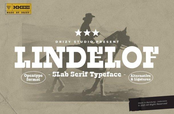 Lindelof-Font