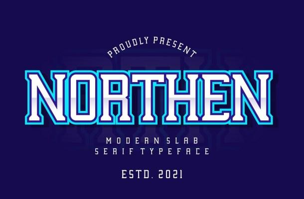 Northen Font