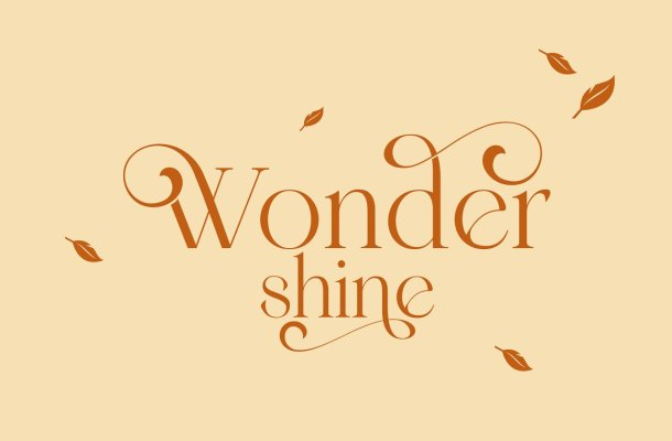 Wondershine Font