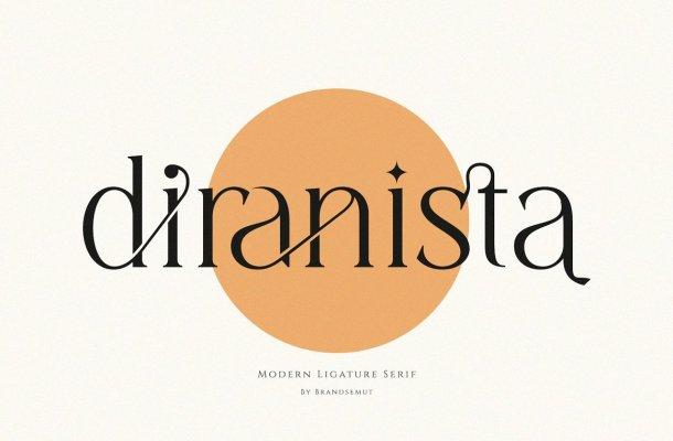 Diranista-Font