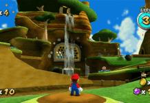 Download Super Mario Galaxy ISO