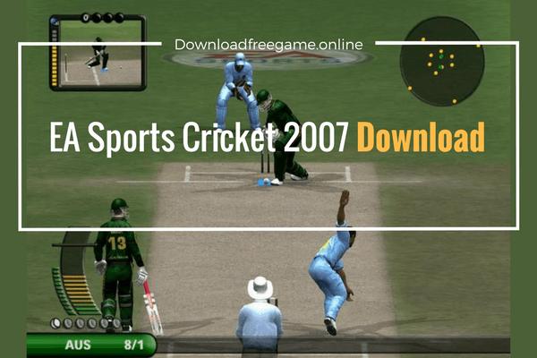 Download EA Sports Cricket 2007